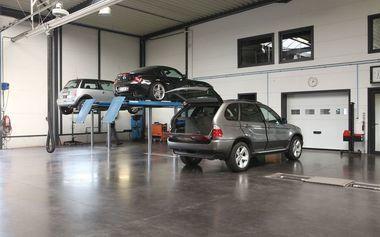 Garage Piet - Fotogalerij